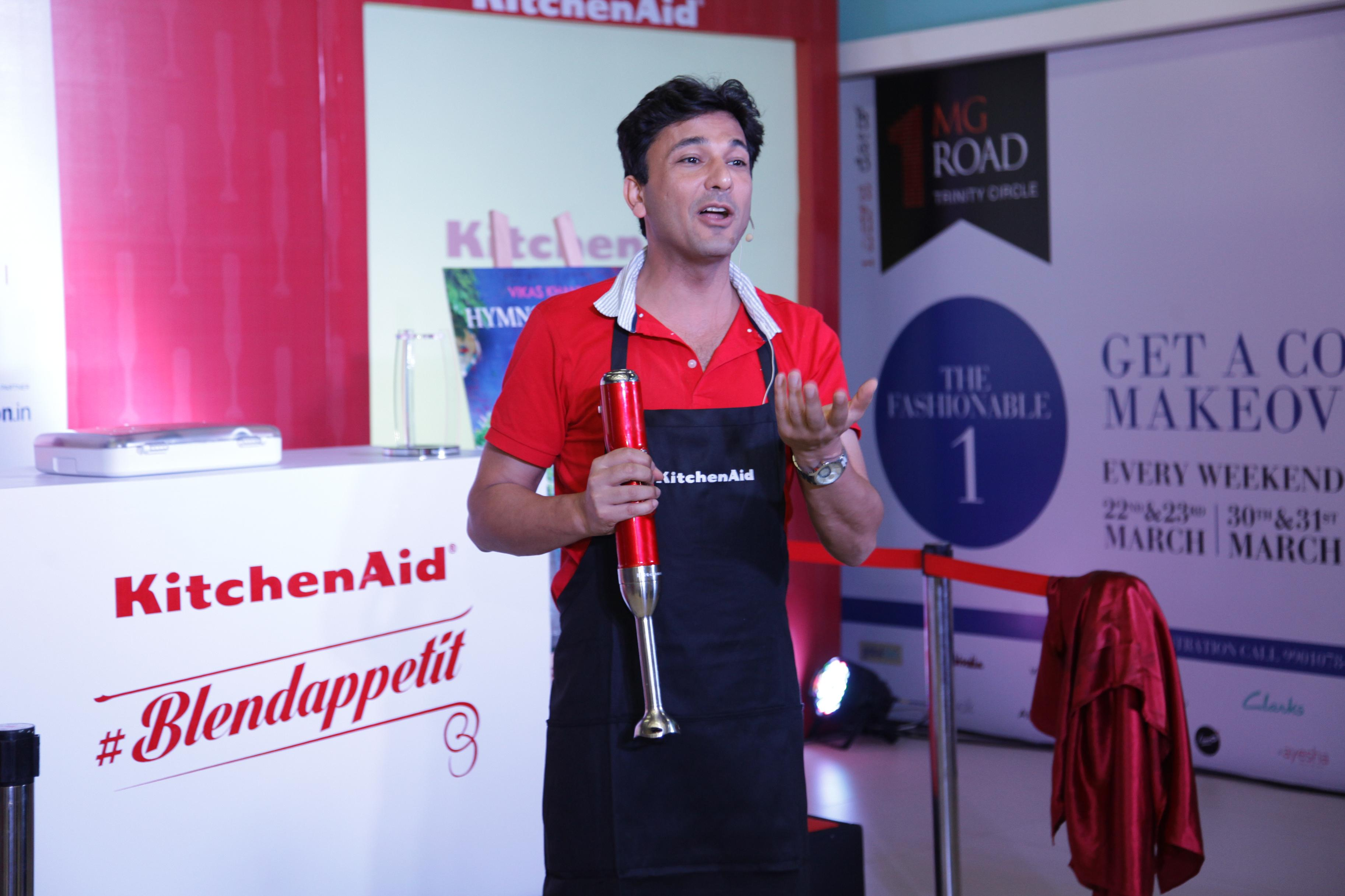 kitchenaid india launches its masterpiece the pro line cordless