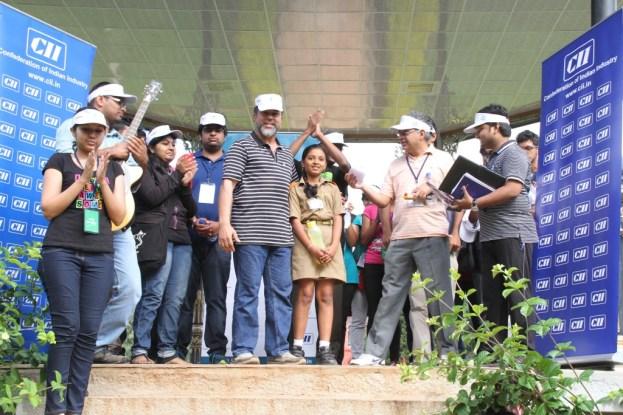 Waste to Art- CII IGBC & Winners