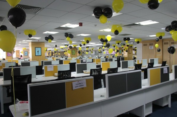 TaxiForSure - 19000 sq.ft Office space