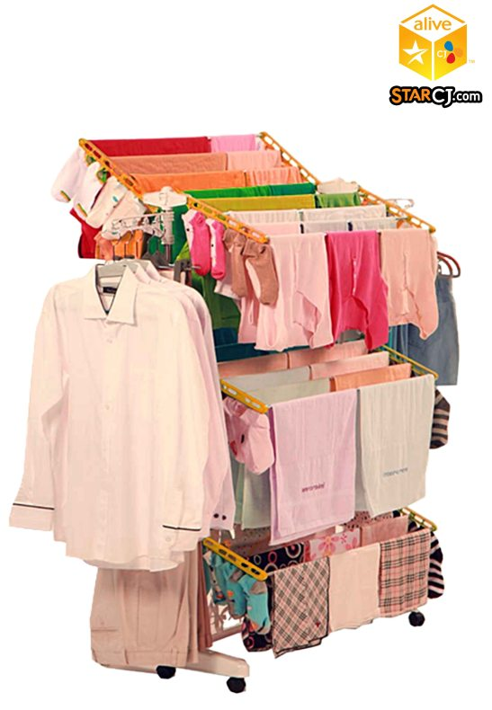 Star CJ - laundry hanger