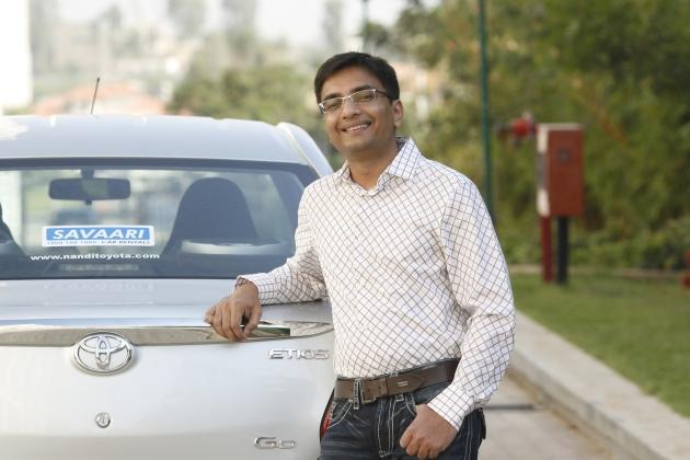 Gaurav Aggarwal, Founder and CEO of Savaari Car Rentals3