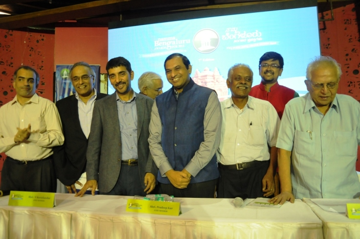 Namma Bengaluru Awards Jury Members