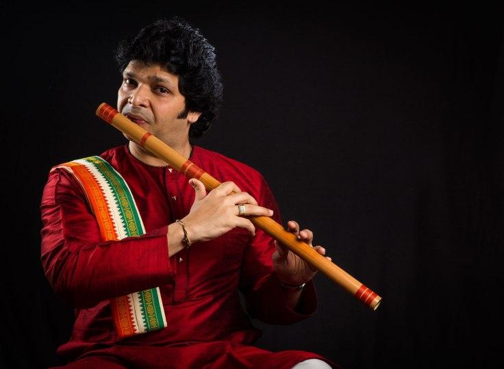 04Rakesh Chourasia - Hindustani Flute