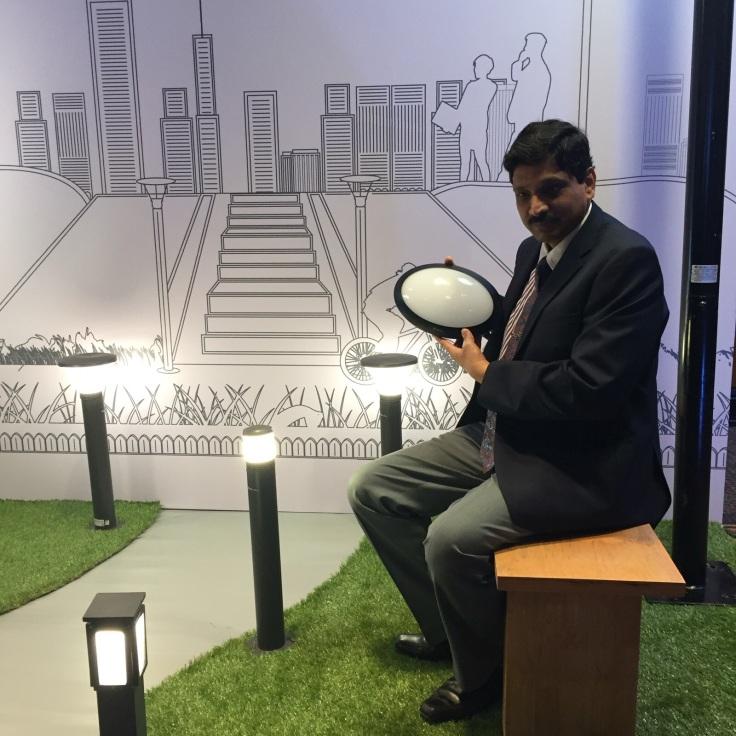 Mr. R. Sundararajan, President – Lighting Business Group,Bajaj Electricals