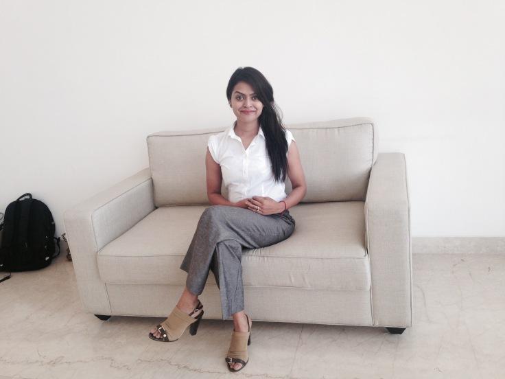 Ms. Shaifali Holani,Founder,EasyFix