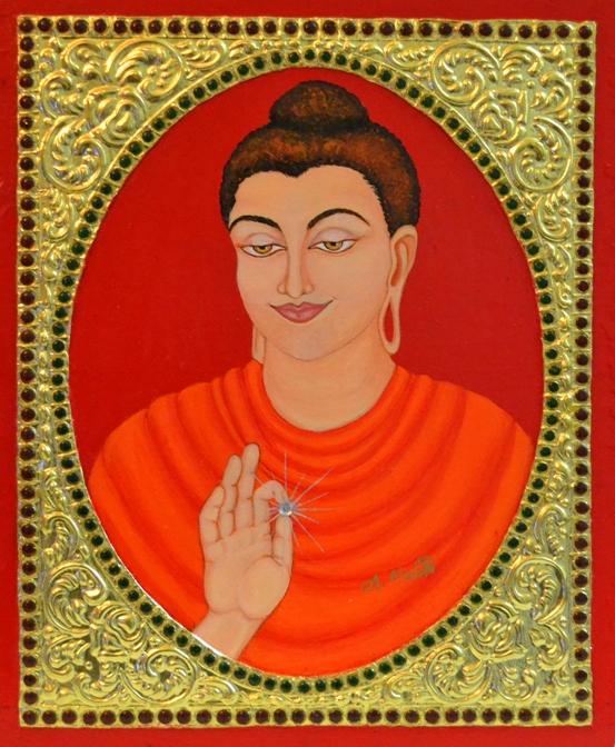 Buddha Tanjore