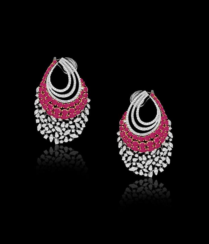 Chandelier Earring -01