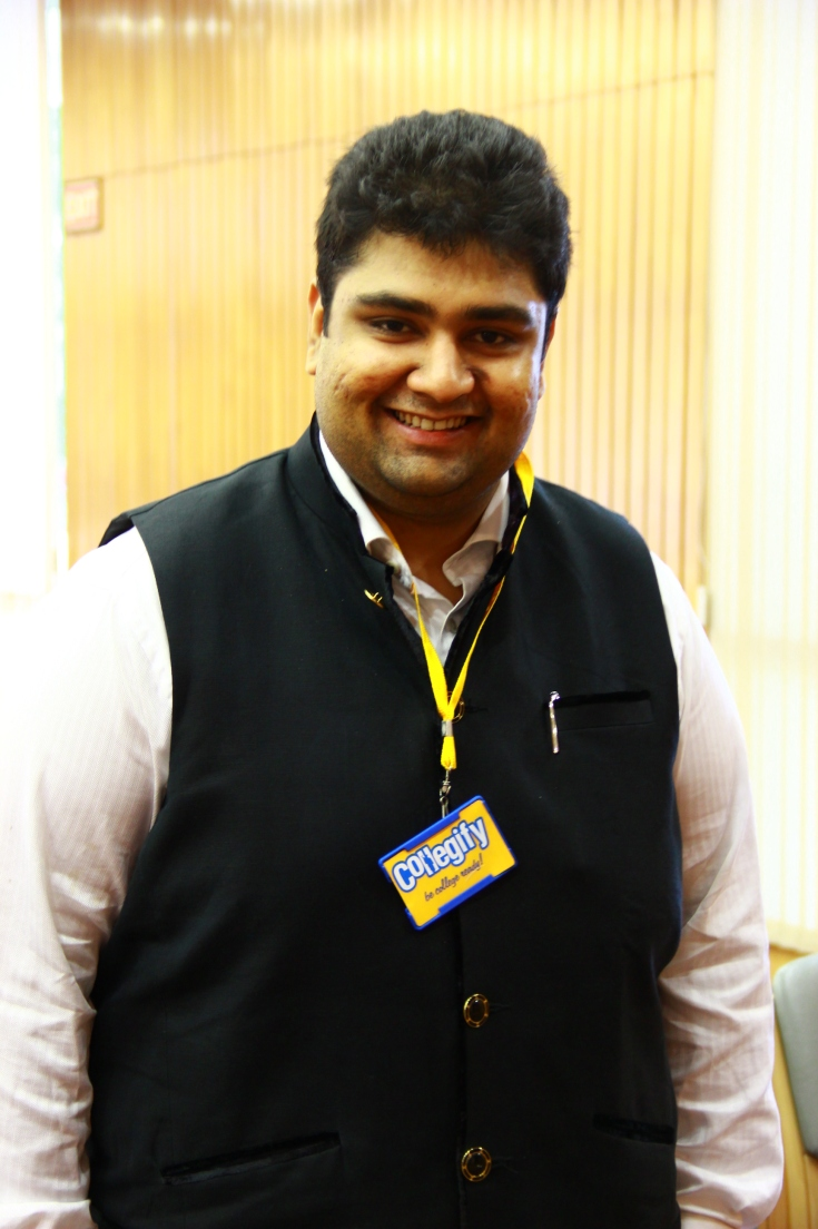Adarsh Khandelwal - Co-Founder