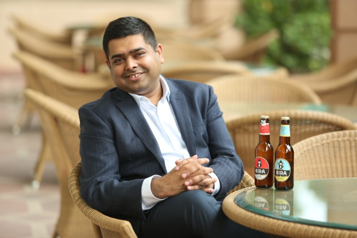 Ankur Jain, Founder Bira91