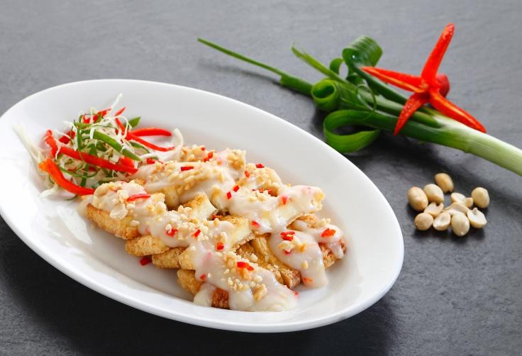 Creamy Fujian Chicken