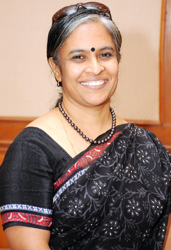 Ms. Geetha Kannan - MD - ABI India 2016