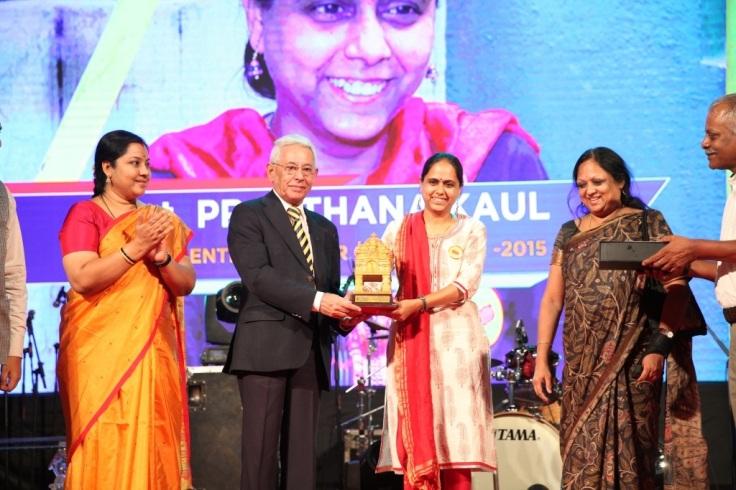 Ms. Prarthana Kaul. Prarthana Kaul