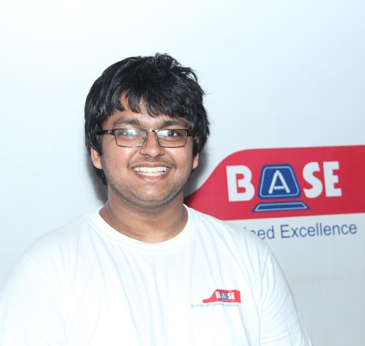 Milind Kumar Vaddiraju_BASE Topper - JEE Main 2016_ Rank 129..