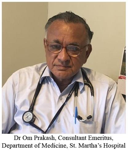 Dr Om Prakash