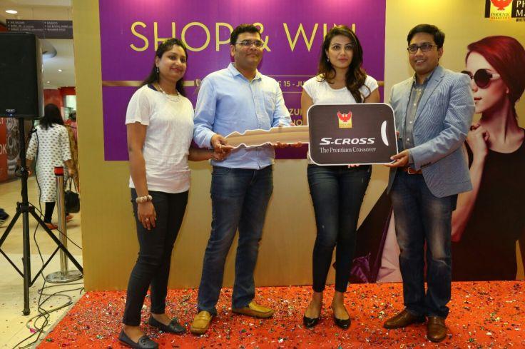 Gajendra & Kavya Shetty