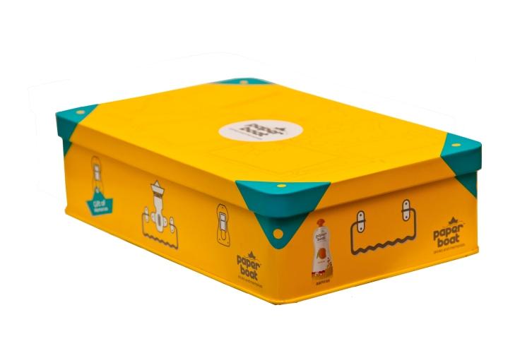 Aamras Gift Box - Pack of 4 Aamras (side)